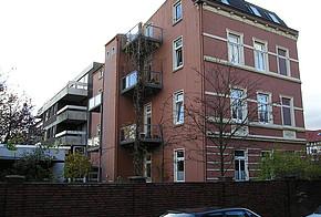 Kleines Mehrfamilienhaus