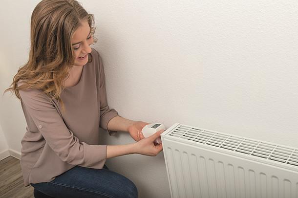 Smart Home: Heizung mit smarten Thermostaten