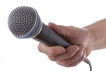 Audioaufnahme mit dem Mikrofon