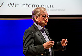 Günther Ohland, Vorsitzender des Vorstands des SmartHome Initiative Deutschland e.V.