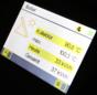 Display Solarthermieanlage