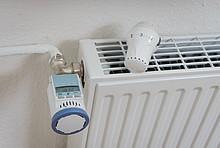Elektronische Thermostate lassen sich leicht selbst installieren.